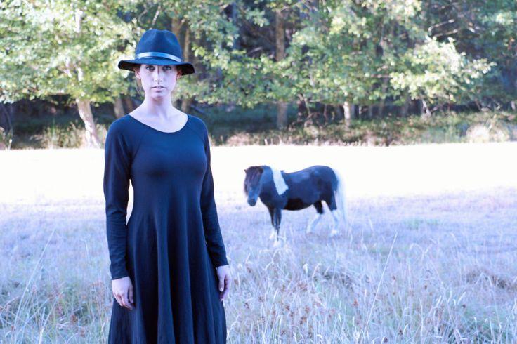 Manuelle Guibal Dress Liam wool/silk