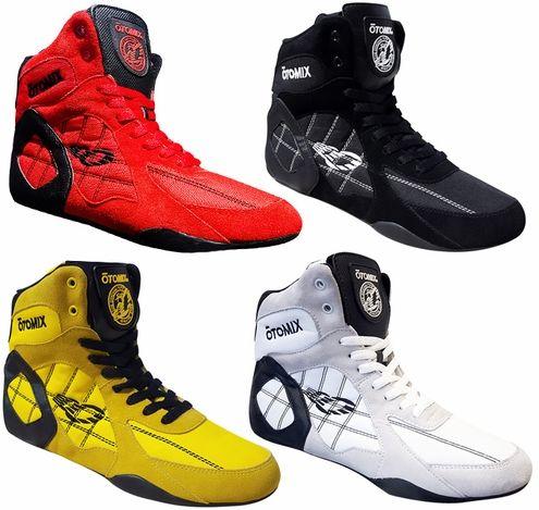 Ninja Warrior Shoe Bodybuilding Shoes  at www.otomix.com