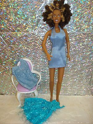 SPICE-GIRLS-SCARY-SPICE-1998-GALOOB-TOYS-MEL-BROWN-BLUE-DRESS