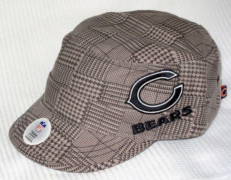 Women's NFL Team Apparel Chicago Bears Cap NEW!!