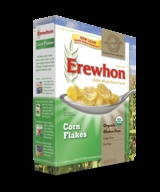 Thanks to Attune Foods for providing samples of the Erewhon organic, gluten free corn flakes to our recent FODMAP RD training event. The only two ingredients are corn and sea salt. I had them for breakfast today with walnuts and lactose-free milk!