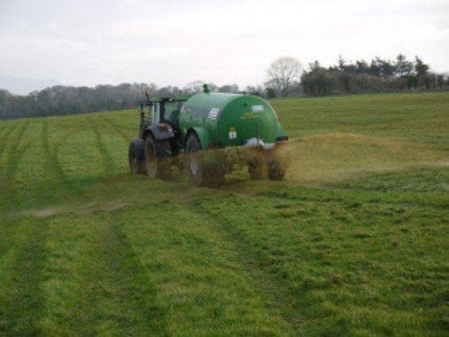 Contaminación atmosférica de la agricultura: el amoníaco supera los límites de emisiones en 2015 - Revista del Aficionado a la Meteorología