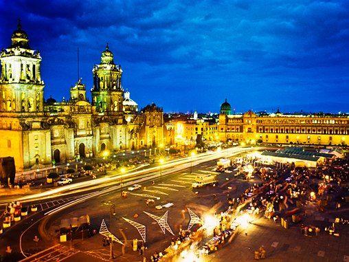 Ciudad de Mexico.