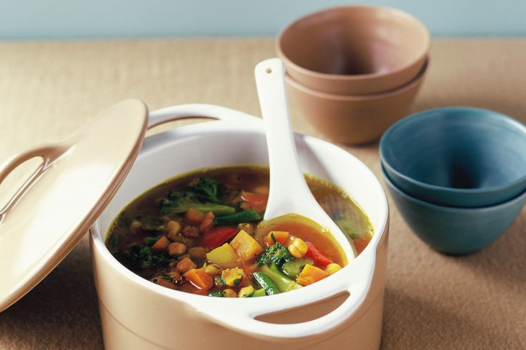 Get+your+five+serves+of+veggies+a+day,+the+easy+way+in+this+hearty+soup.