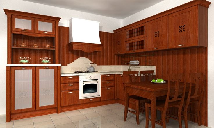 Заказать кухню онлайн москва