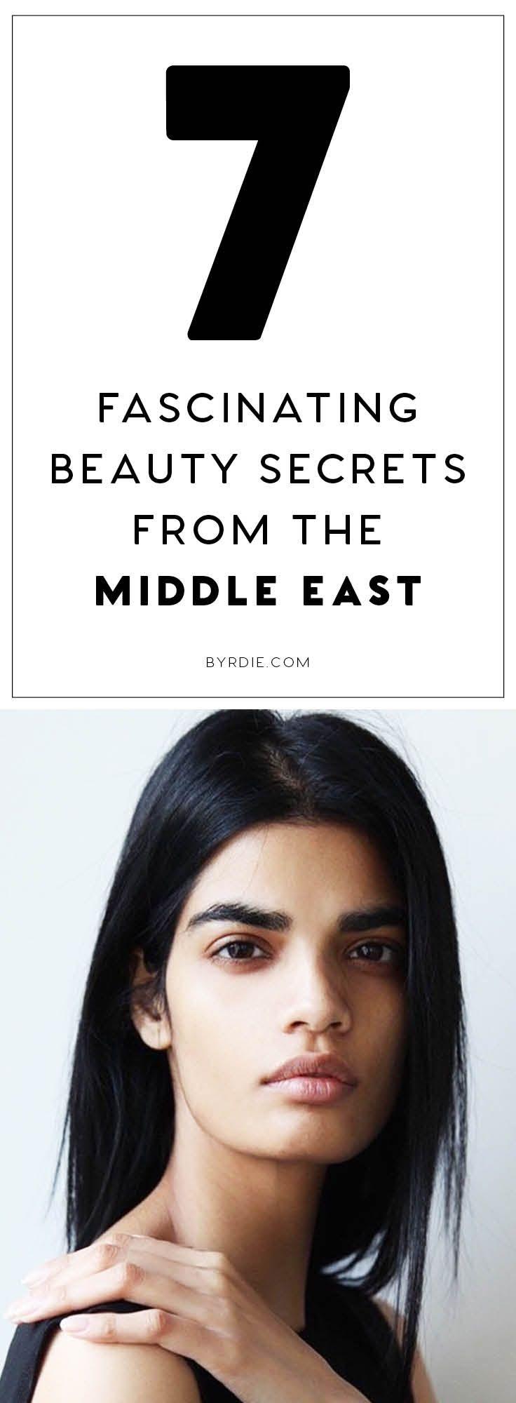 The best Middle-Eastern beauty secrets