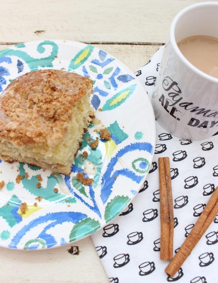 Starbucks Low Fat Cinnamon Coffee Cake Recipe
