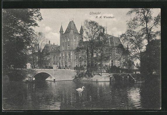 Utrecht, R. K. Weeshuis 1909 (Maliesingel 77)