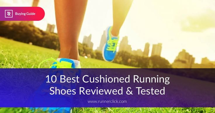 Looking for Running shoes with good cushion? We have tested the best cushioned running shoes for 2017 - See the results & make a good purchasing decision.