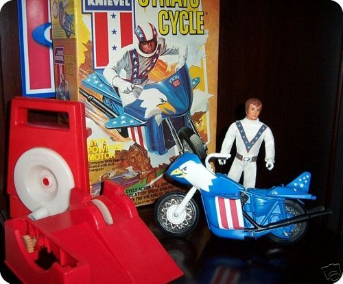 1977 Viva Knievel Doing Daredevil Stunt Evel Harley: 1000+ Images About Evel Knievel On Pinterest