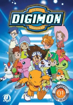 Digimon Season 1: Digimon Adventure DVD Complete Collection (D)  Where can I find this!: