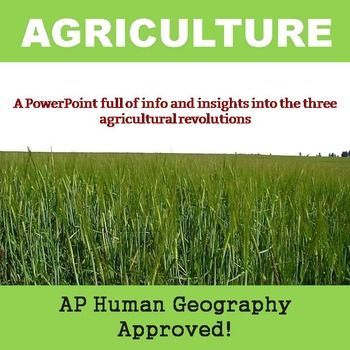Ap human geography essay green revolution