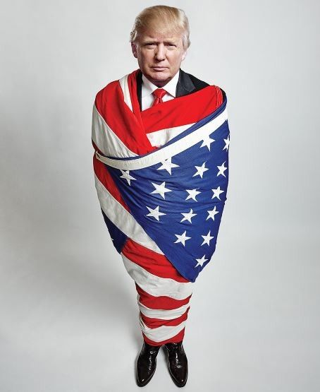 I pledge allegiance to the Flag of the United States of America and to the Republic for which it stands one Nation under God indivisible with liberty and justice for all. Thank you President-Elect Donald Trump! http://ift.tt/2gFxD7K
