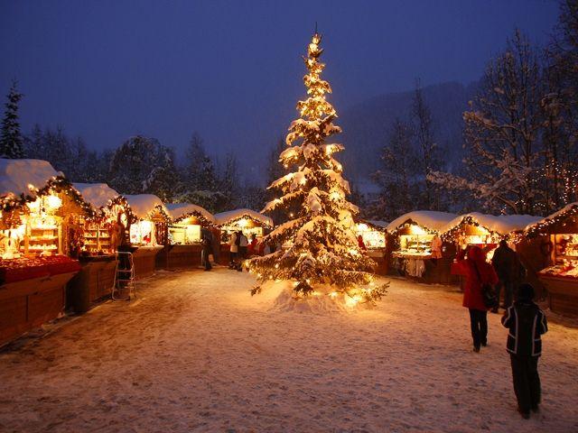 Casette di Natale per mercatini