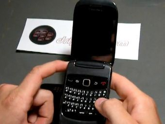 BlackBerry Clamshell 9670 with OS 6.0 appears | Those of you wondering where RIM is going to take its BlackBerry range need look no further than the new BlackBerry Clamshell 9670. Buying advice from the leading technology site