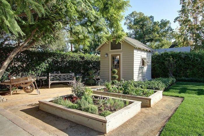 1001 Ideen Fur Garten Gestalten Mit Wenig Geld Gartengestaltung Garten Gestalten Garten