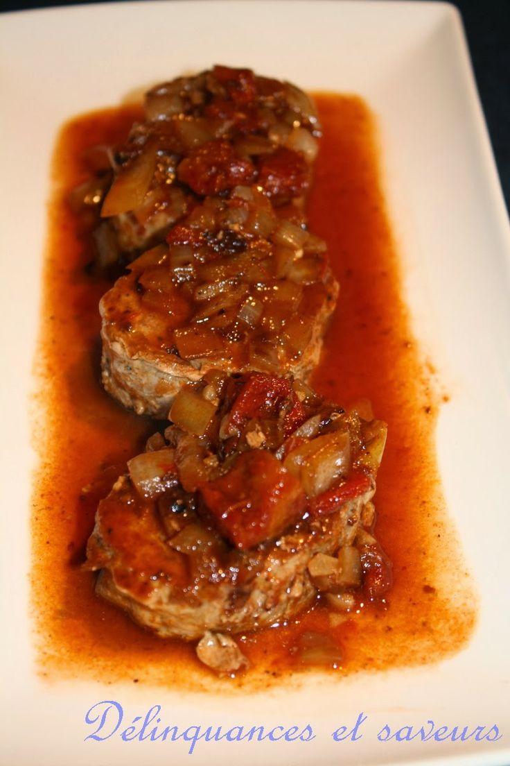 Les 25 meilleures id es concernant m daillons de porc sur - Cuisiner les morilles sechees ...