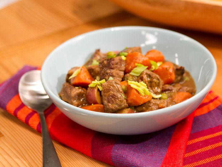 Guinness Lamb Stew Recipe Food Network