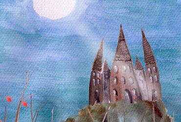 Castillo de la extraña bruja Wunjo.