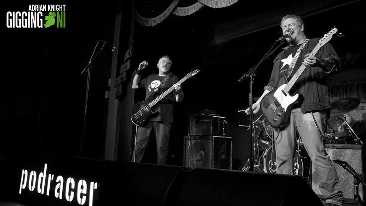 Podracer - Negative Creeps - Empire Hall, Belfast