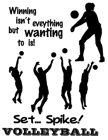 volleyball images sayings - Google Search
