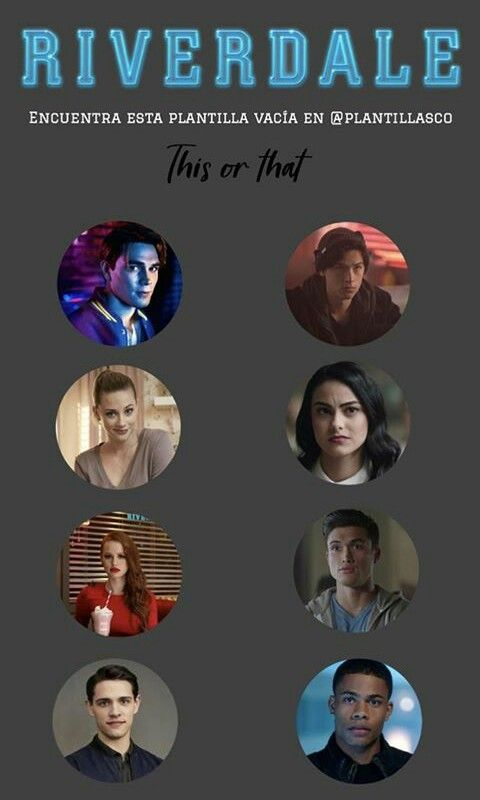 Like This Pin Follow My Account And Save This Pin Riverdale