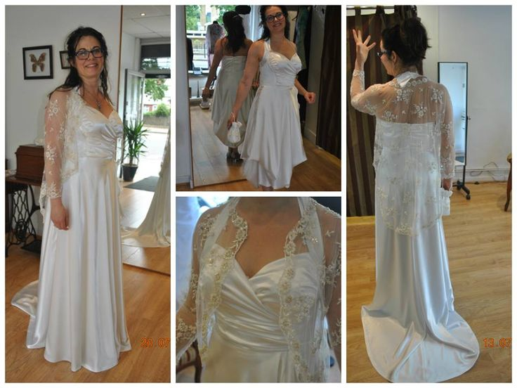 1000+ Images About Vintage Wedding Dress Alterations On