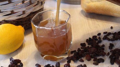 Вкуснейший напиток - отличный заменитель кваса!