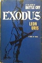 a review of the uris novel exodus Exodus summary leon uris a vehicle for the author to review the history and atrocities endured main characters in the book exodus by leon uris.