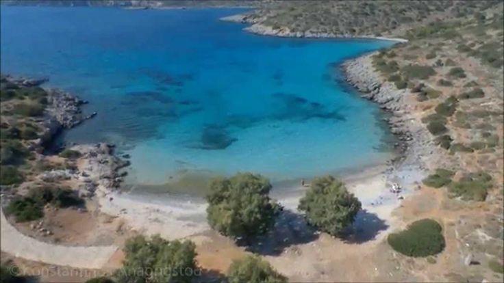 Παραλία Αγία Δύναμη Χίος - Agia Dynami beach Chios