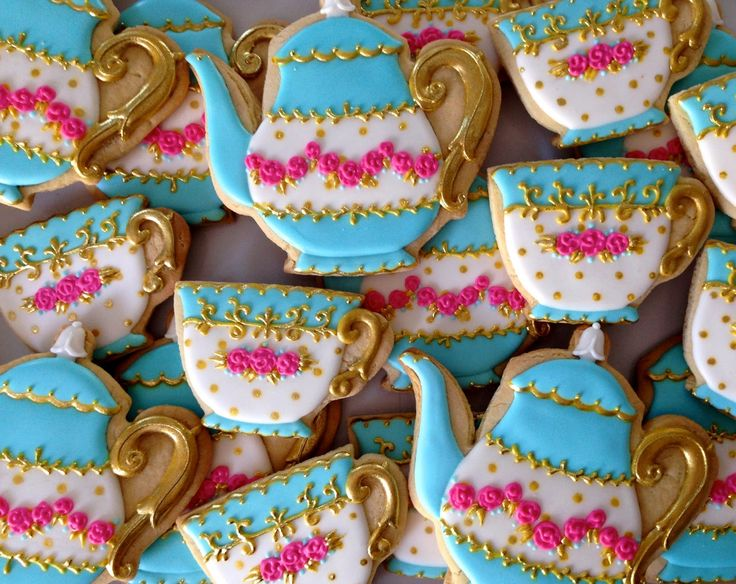 Teacup cookies recipes