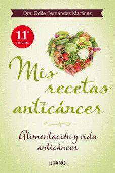 is recetas anticancaer de la doctora Odile