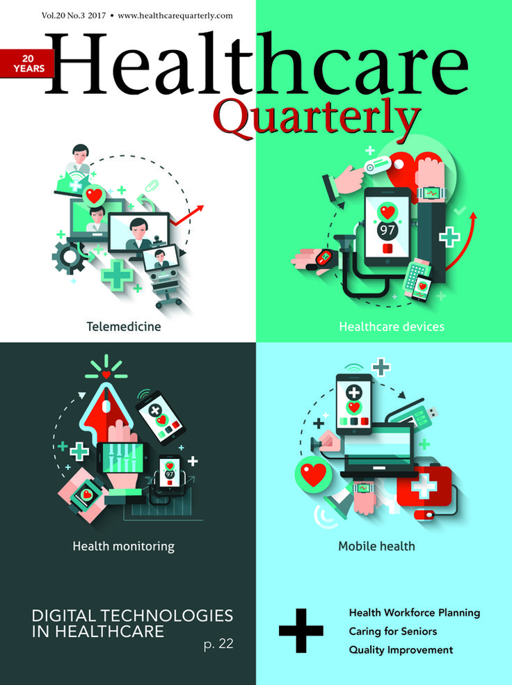 Healthcare Quarterly Vol. 20, No. 3, 2017 :: Longwoods.com