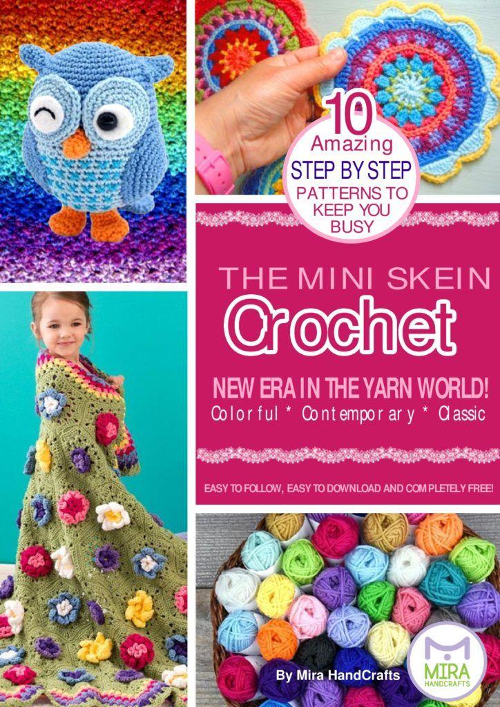 Free Yarn Ebooks Download Miragoods Crochet Book Crafts Free Crochet Pattern