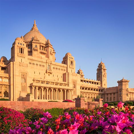 This Jodhpur splendor is your chance to vacation in one of the last great palaces of India.