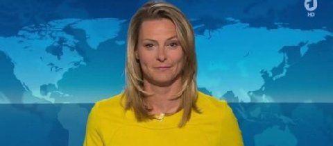 Anja Reschke zur rechten Hetze im Netz: ARD-Kommentar mit klaren Worten gegen Ausländerfeinde | Medien- Berliner Zeitung
