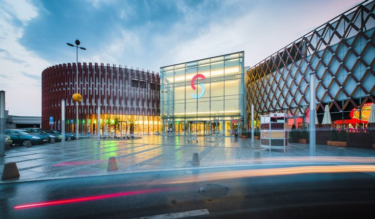Silesia City Center Extension wins Central and Eastern European Retail Real Estate Awards | Bose International Planning and Architecture