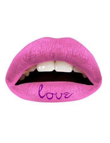 Lips tattoo stickers stickers dermatologically tested Love #diyhomefashion # …   – Mundpflege-Tipps