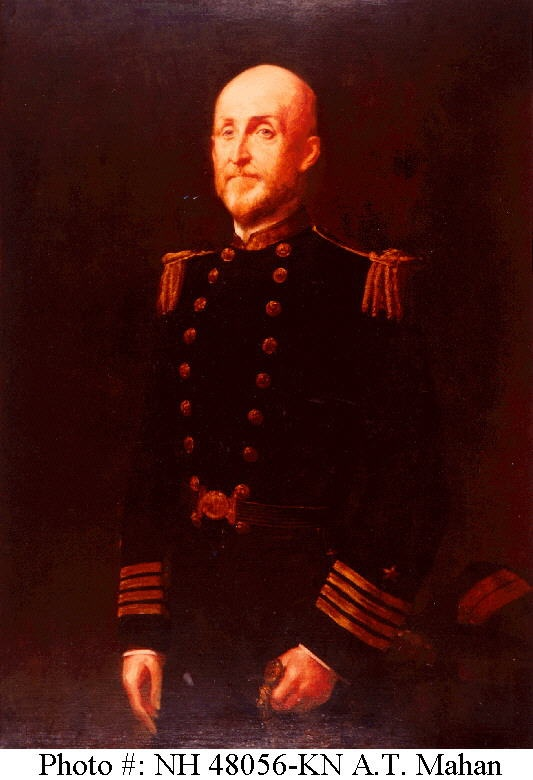 Captain Alfred Thayer Mahan, USN    http://www.history.navy.mil/photos/images/h48056k.jpg