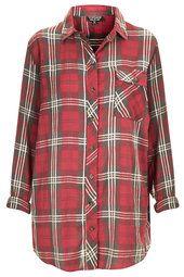 Topshop Oversized Check Shirt 40,00 €