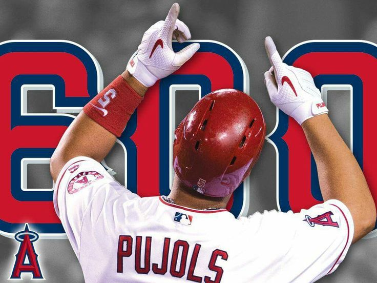 Albert Pujols Joins The 600 Home Run Club!! ⚾️