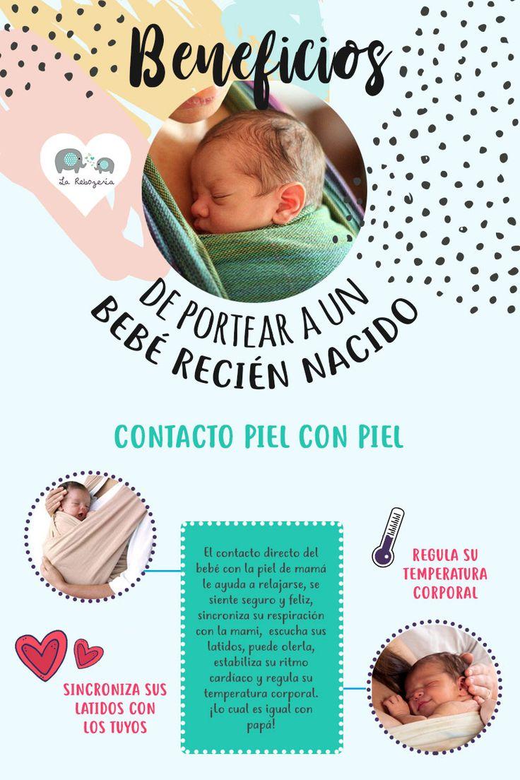 Sabes de todos los beneficios de portear a un #bebé que acaba de nacer ??? Esta semana te hablaremos de los más importantes :) <3 !!!  🤱El contacto piel con piel con tu bebé tiene grandes beneficios para su desarrollo físico y emocional <3 ;)  <3 Pregunta por nuestros #portabebés de la primera etapa  #LaRebozeria <3  +información vía inbox  #comparte #PorteErgonómico #mamá #BeneficiosdelPorteo #fularelástico #meitai #rebobaby #bandolera #SoyMamáRebozera