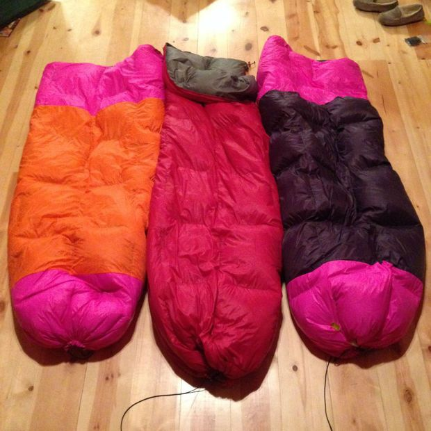 MYOG Ultralight Down Sleeping Bag/quilt