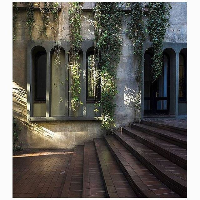 Greenspiration: La Fabrica by @bofillarquitectura.  Photo: @carlessanchezes  #greenspiration