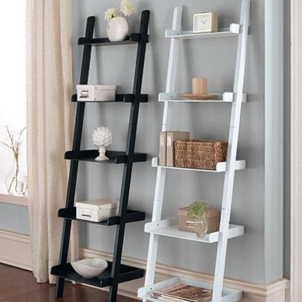 nexxt hadfield 5 tier leaning wall shelf sears sears canada - Sears Bedroom Decor