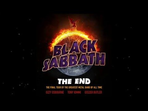 """Black Sabbath """"The End of The End"""" 60 Sec Trailer - YouTube"""
