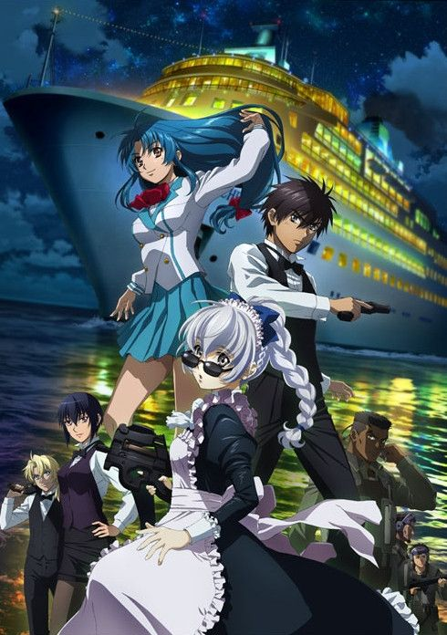 Full Metal Panic! New Audio Drama Odoru Very Merry Christmas to be Streamed on December 23 #PanicAttackDrawing