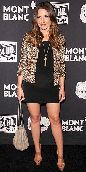 Sophia Bush, Miss Brooke Davis from One Tree Hill. Love her raspy voice! LOVE HER