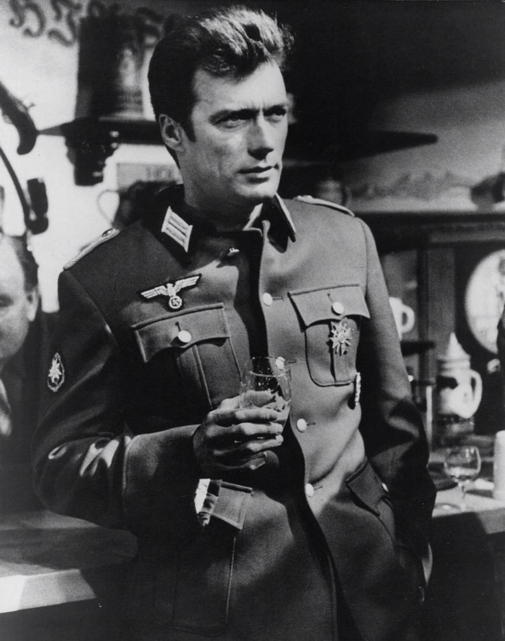 Where Eagles Dare (1968) Clint Eastwood