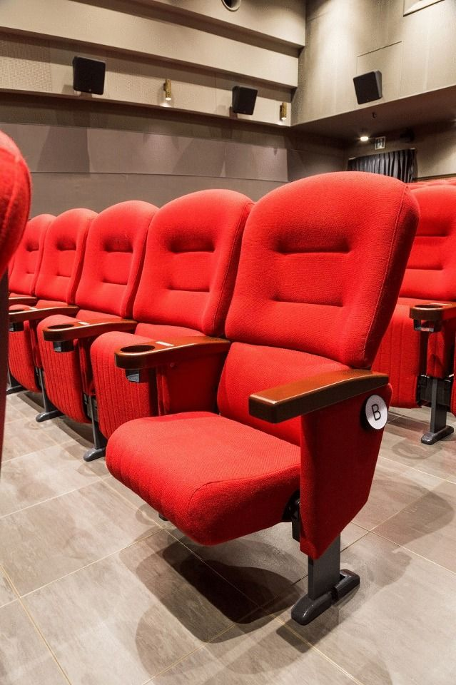 YEBISU GARDEN CINEMA, Japan|恵比寿ガーデンシネマ|納入事例|Movie, Cinema, 映画館